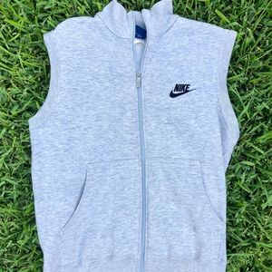 Nike Sportswear Sleeveless Zipper Sweatshirt